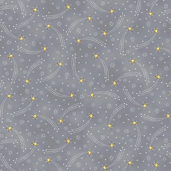 Image of Fabric - Bloom Little Star Collection - Shooting Star - 1/4 yard-Fabric-Bunnies By The Bay-bbtbay