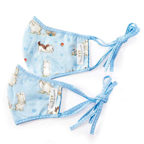 Skipit Mommy and Me Face Mask Set-Face Mask-SKU: 102159 - Bunnies By The Bay
