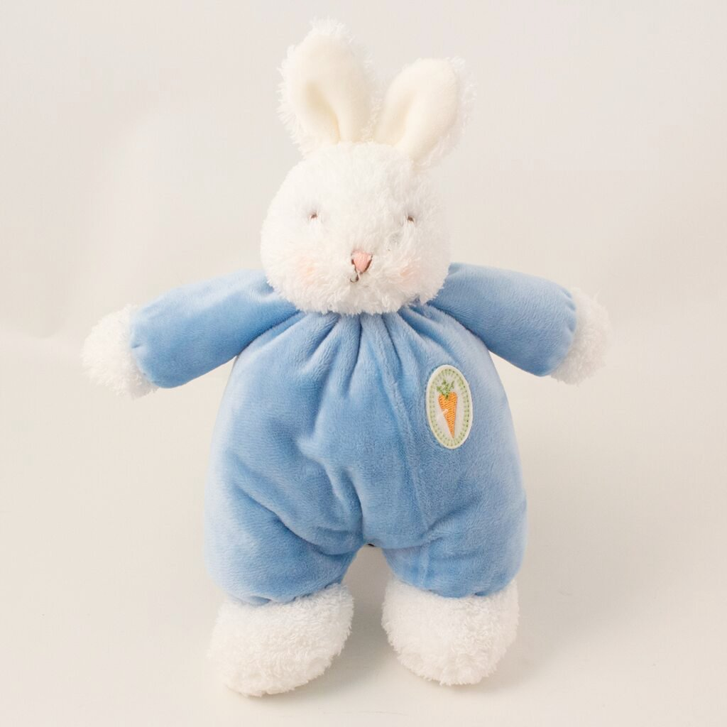Image of Little Carrot Buns Blue - Carrots® Collection-Bunnies By the Bay-bbtbay
