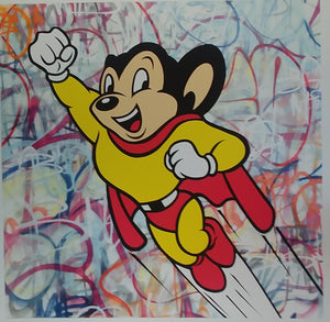 "SEEN ""Mighty Mouse"" - RISK"