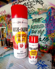 "Load image into Gallery viewer, RISK ""Big Daddy Riskoleum Can"" - ALMOST SOLD OUT! - RISK"