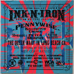 Ink and Iron Prints - RISK
