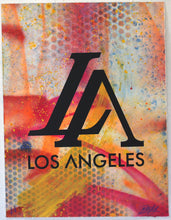 "Load image into Gallery viewer, LA ""Dodger"" Prints - Multi Colored - Risk Rock Shop"