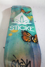 Load image into Gallery viewer, Sticke Vape Skate Decks: - RISK