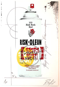 Riskoleum Single Can - Risk Rock Shop