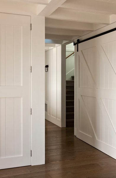 Coastal Perfection: Christian Anderson - Barn Sliding Door