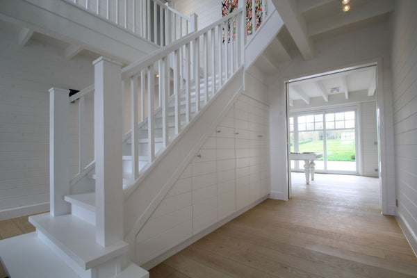 My Tip When It Comes To Shiplap If Your Ceilings Are Low Choose Vertical As Opposed Horizontal This Will Make Space Feel Taller