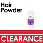 clearance promotion of hair powder with bottle of Cotton Candy Hair powder as the promotional product