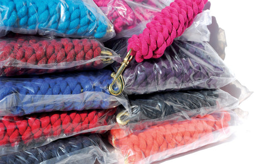 Pack Of 5 Leadropes - Just £15!! Save Save Save