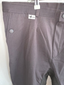 "Feroti Men's Grey Breeches - 54"" - New Tagged"