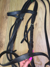 Load image into Gallery viewer, Hunter Bridle - Full - Brown - Free Delivery 🚚