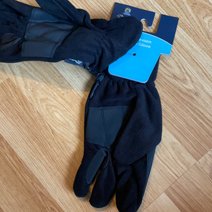 Shires Four Season Fleece Gloves - Large