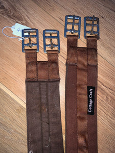 Cottage Craft Brown Girth - 48""