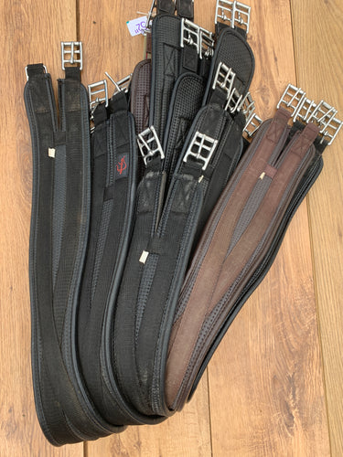 Thorowgood Comfort Girth's - Various Sizes Listed - Free Delivery