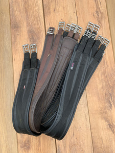 Hy Comfort Elasticated Girth - Various Sizes Listed - Free Delivery