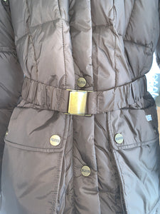 Puffa Mid Length Warm Winter Jacket - Size 8 - Rrp £120