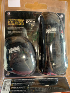Roma Tendon & Fetlock Boots Set - Full Size - Rrp £49.99!!
