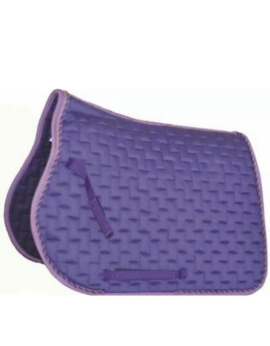 Mark Todd Lilac Saddle Pad - Pony or Cob/Full