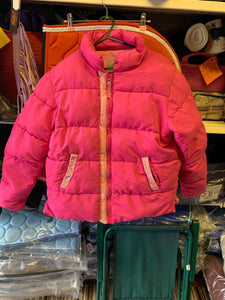 Horseware Pink Puffy Jacket - 15/16Yrs - Free Delivery 🚚