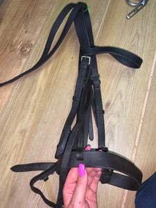 Hunter Bridle - Full - Brown - Free Delivery 🚚