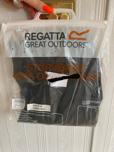 Regatta Waterproof Over Trousers - New - 9/10yrs