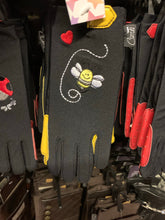 Load image into Gallery viewer, Carrots Bee Happy 🐝 Riding Gloves - 5 / 12 Years - Free Delivery 🚚