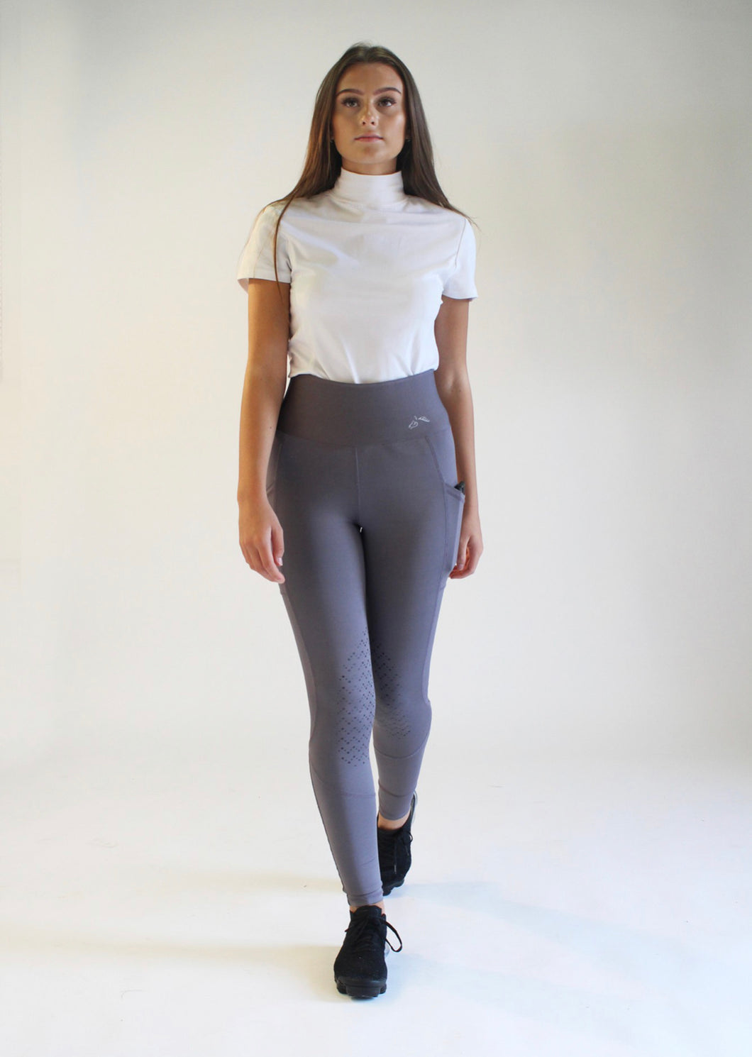 Gallop High Waisted Tights - Different Colours