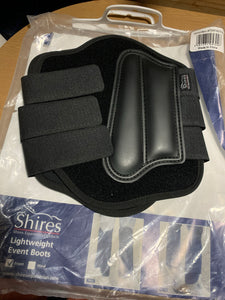 Shires Event Boots - Full Protection - Pony Front