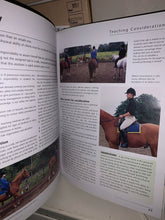 Load image into Gallery viewer, The Principals Of Teaching Riding Book - Full Of Tips & Help