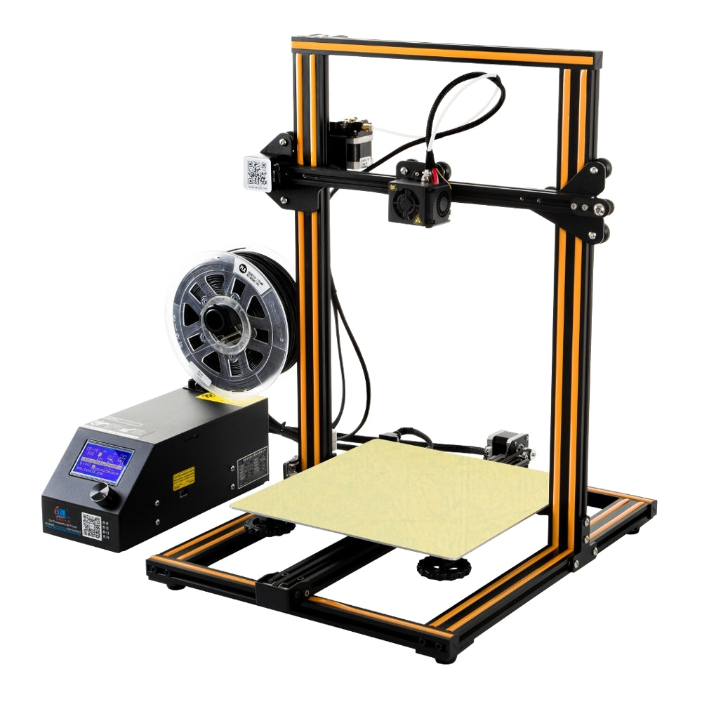 Creality 3D® CR-10 DIY 3D Printer Kit 300*300*400mm Printing Size 1.75mm 0.4mm Nozzle