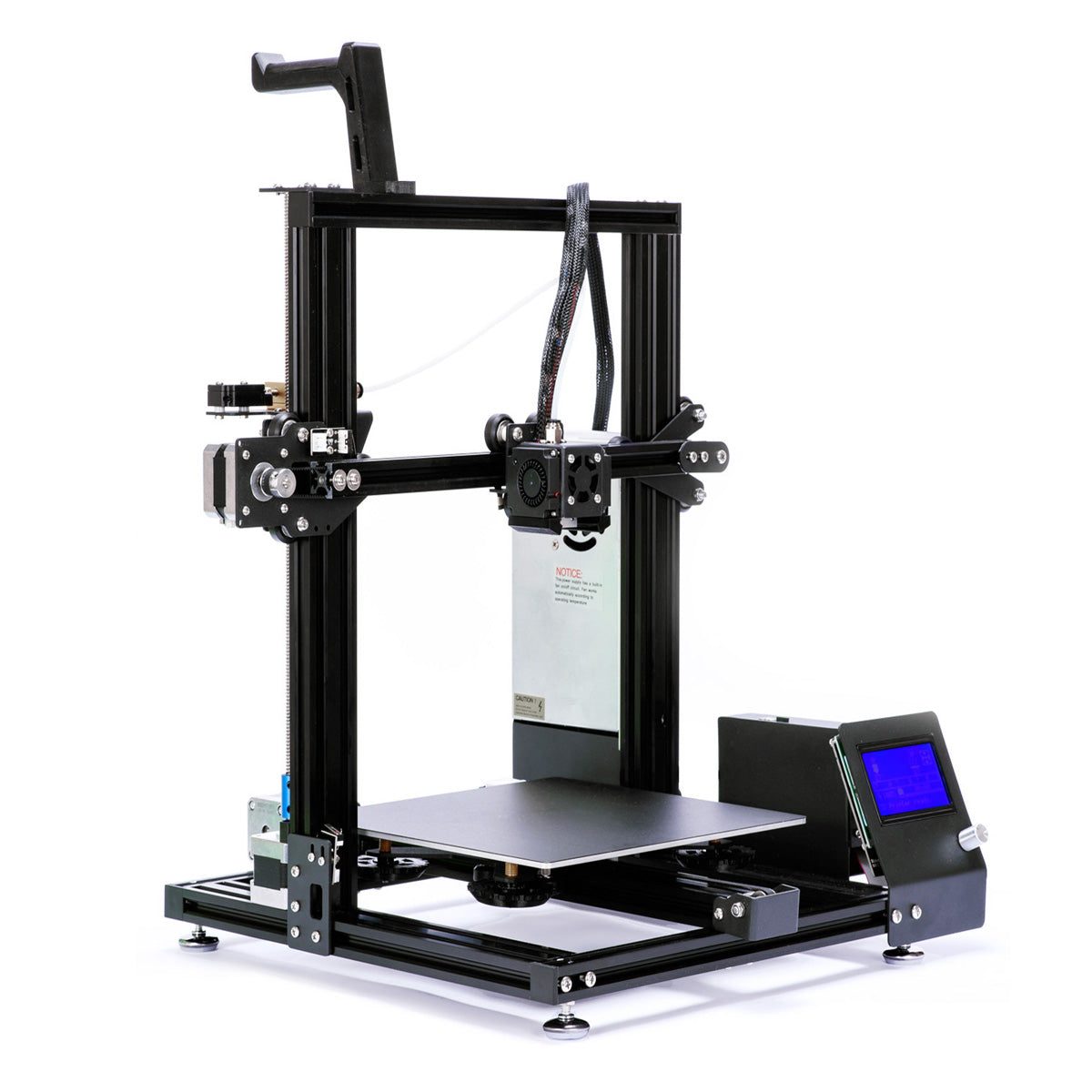 ADIMLab Gantry-S 3D Printer DIY Kit 230*230*260mm Printing Size Support Power Resume/Filament Run-out Detector w/ Metal Extruder & 3 Fans for V6 Type Hot End