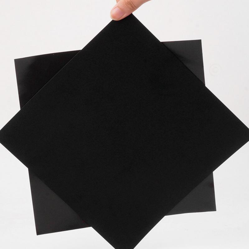 200*200mm Reuse Flexible Magnetic Platform Sticker For 3D Printer Heated Bed Hotbed