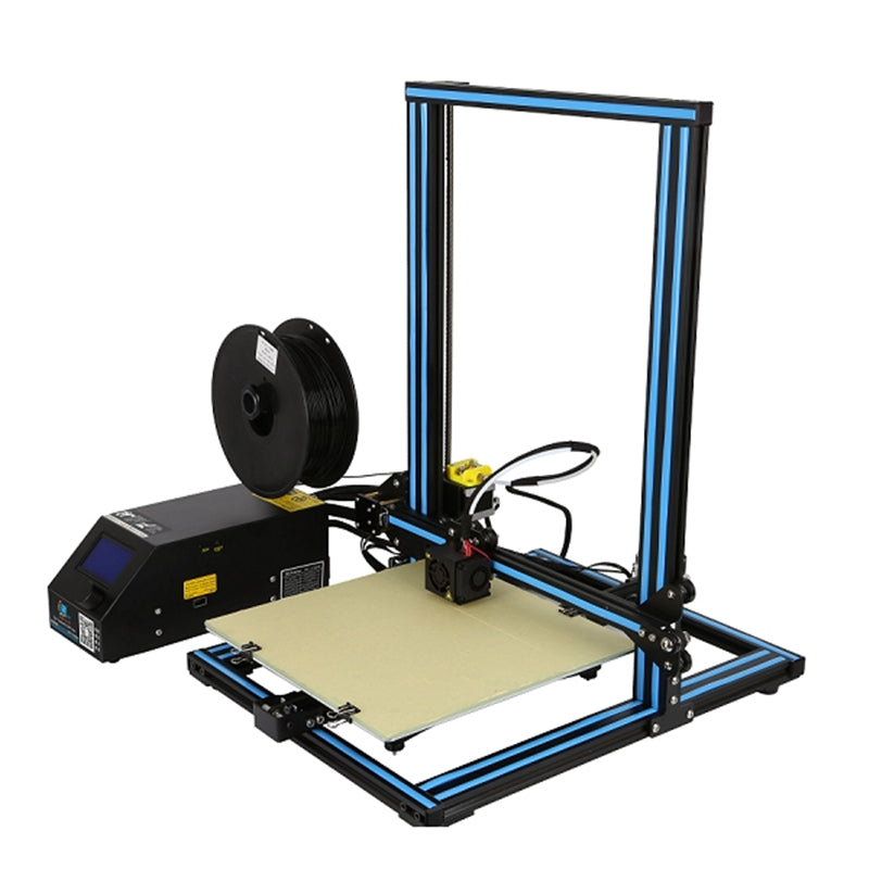 Creality 3D® CR-10S DIY 3D Printer Kit 300*300*400mm Printing Size With Z-axis Dual T Screw Rod Motor Filament Detector 1.75mm 0.4mm Nozzle