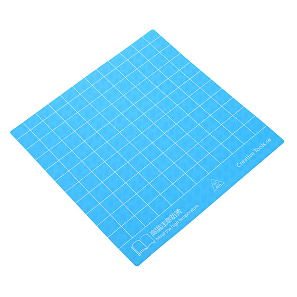 Creality 3D® 300x300mm Heated Bed Sheet Build Surface With 3M Sticker For 3D Printer