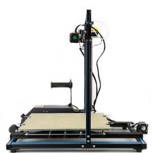 Creality 3D® CR-10S Customized 500*500*500 Printing Size DIY 3D Printer Kit With Z-axis Dual T Screw Rod Motor Filament Detector 1.75mm 0.4mm Nozzle