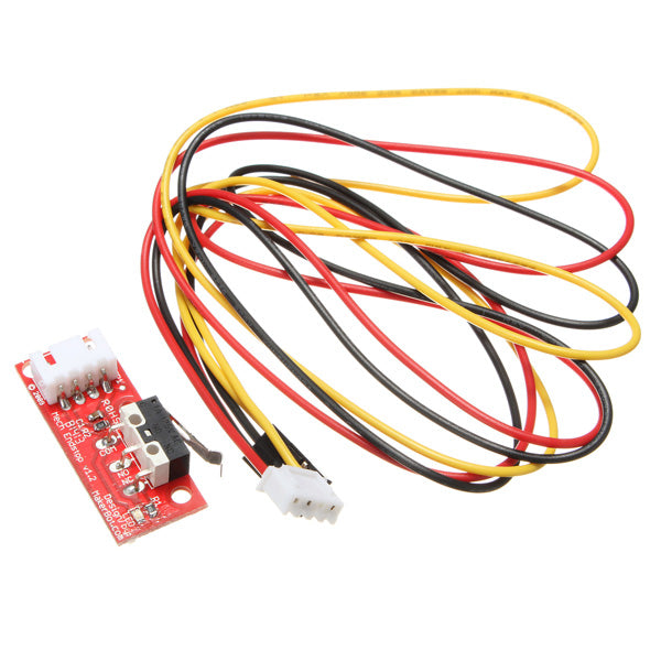 10Pcs RAMPS 1.4 Endstop Switch For RepRap Mendel 3D Printer With 70cm Cable