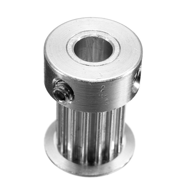 GT2 Pulley 16 Teeth Bore 5MM Timing Gear Alumium For GT2 Belt Width 10MM 3D Printer Accessories