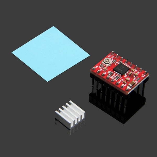 Geeetech® Stepper Driver A4988 With Heatsink And Sticker For 3D Printer