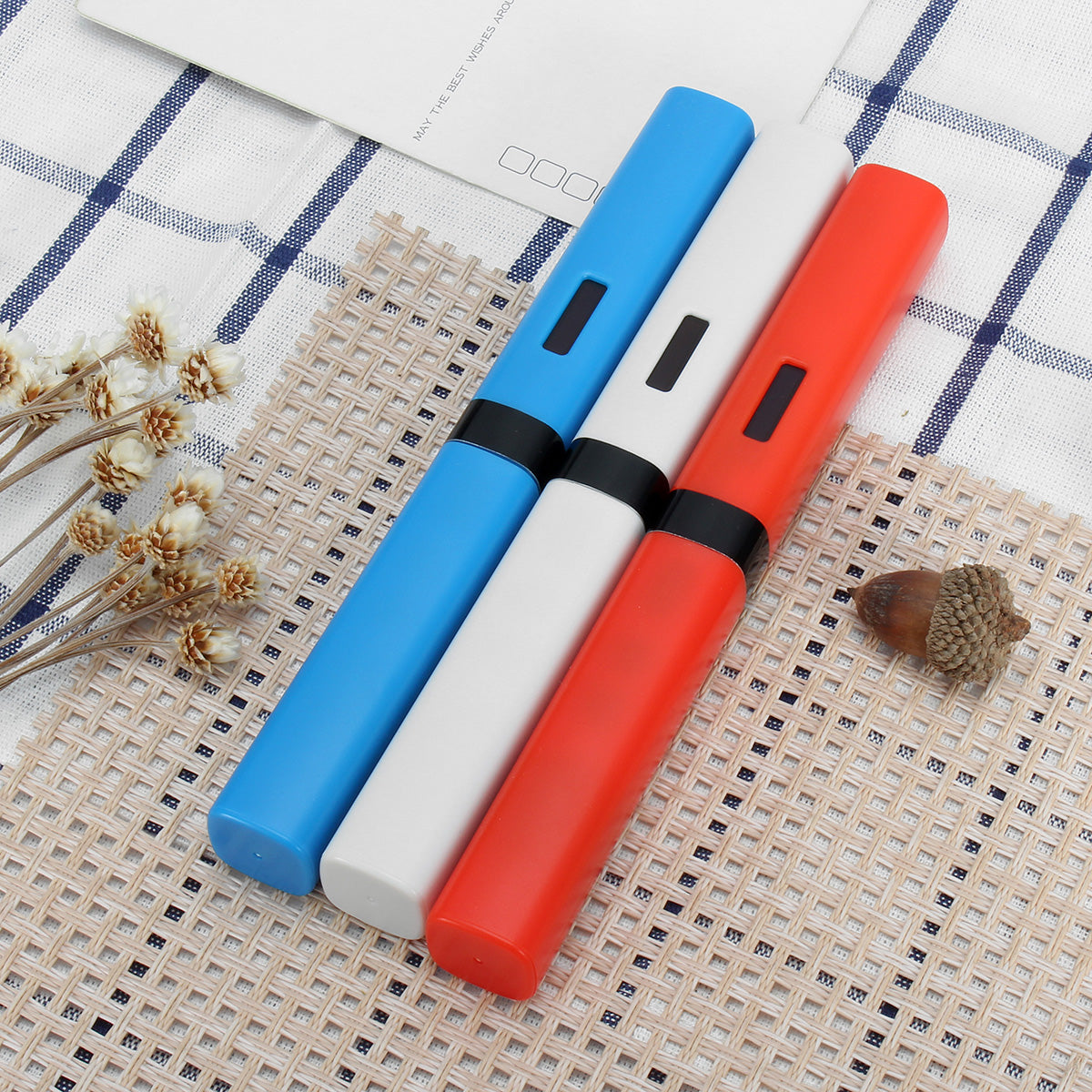 1.75mm Low Temperature 3D Printer Drawing Pen 15*20*173mm Size Support PLA/ABS/HPS