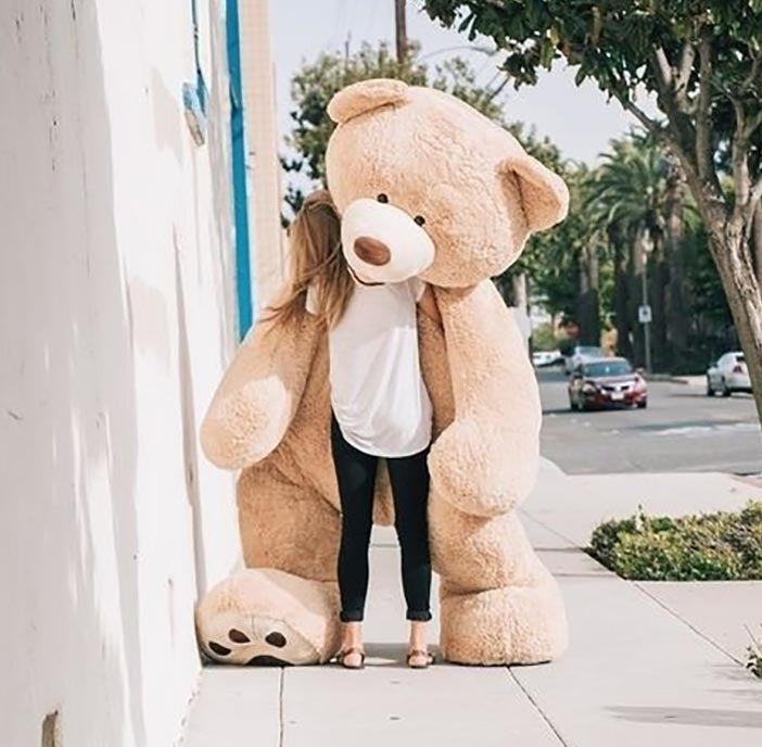 8 Foot Giant Teddy Bear