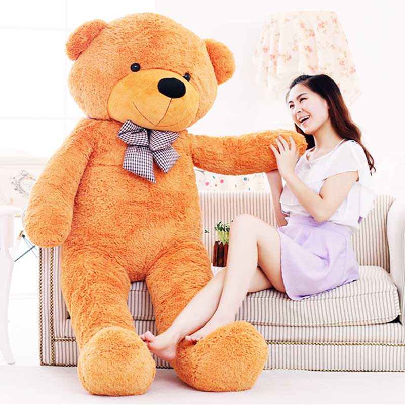 Jumbo Teddy Bear Brown