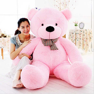 5ft Giant Pink Teddy Bear