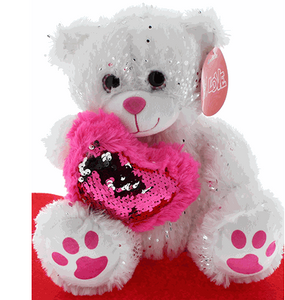 1ft Valentines Day Teddy Bear (Not so Giant)