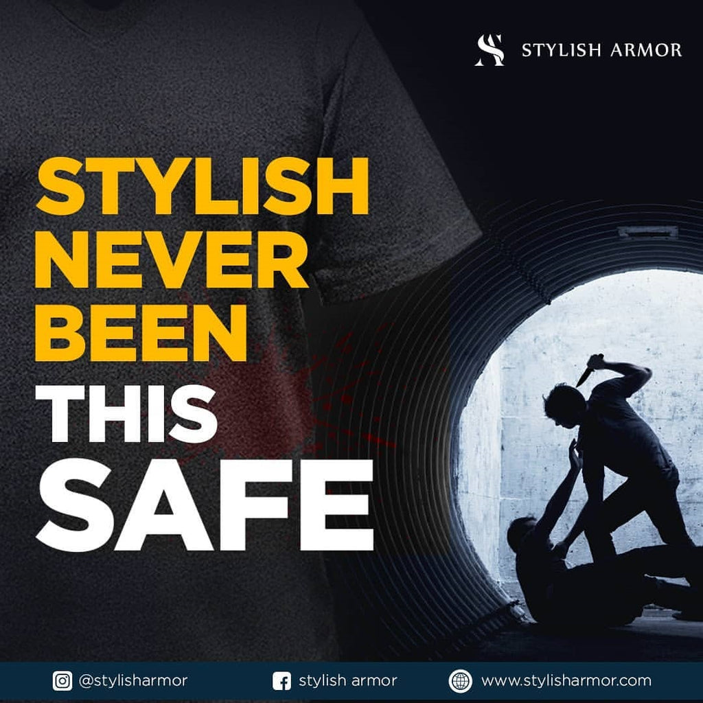 Stylish and Safe dengan Outfit Stylish Armor