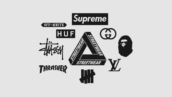 stylish armor , supreme , LV , OFF- White