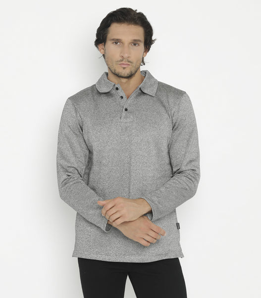 STYLISH ARMOR Polo Sweatshirt