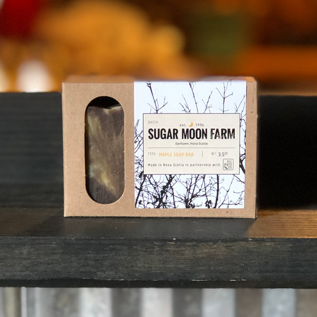 Sugar Moon Maple Soap