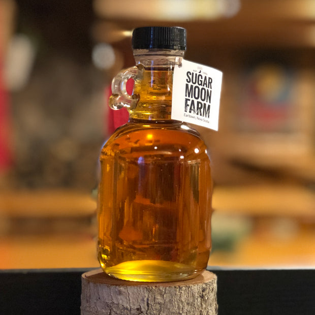 Glass Galone Maple Syrup