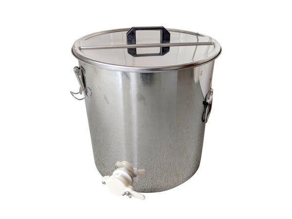25 litre honey bucket honey tank