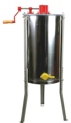 3 Frame Manual Honey Extractor Spinner